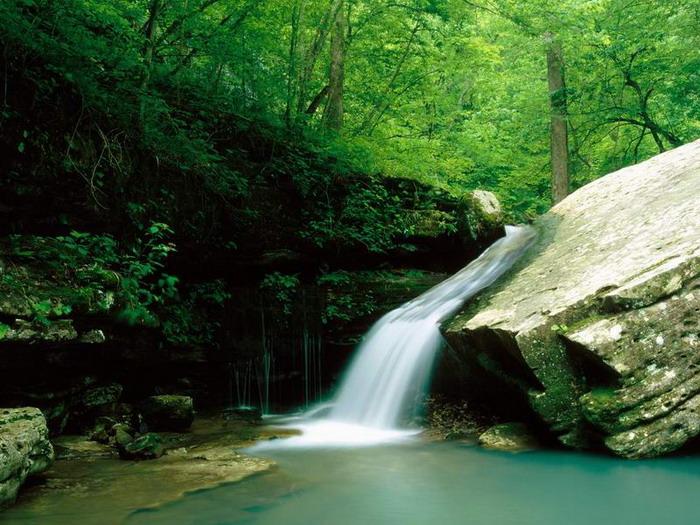водопад фото 10