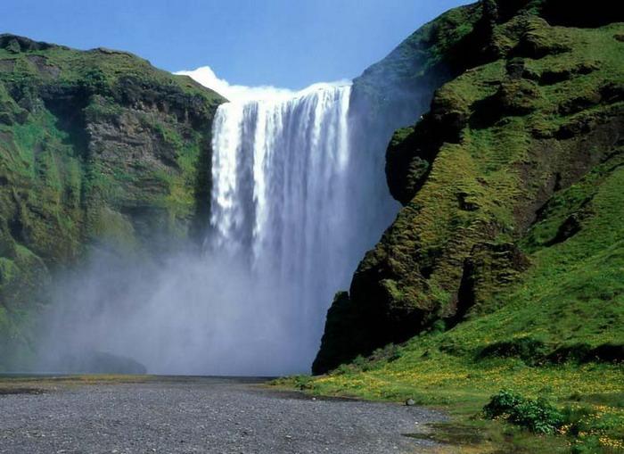 водопад фото 12