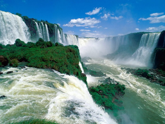водопад фото 13