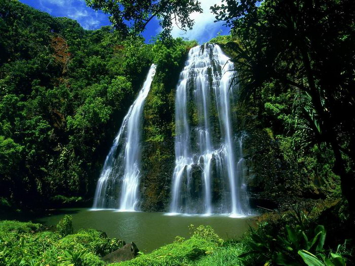 водопад фото 14
