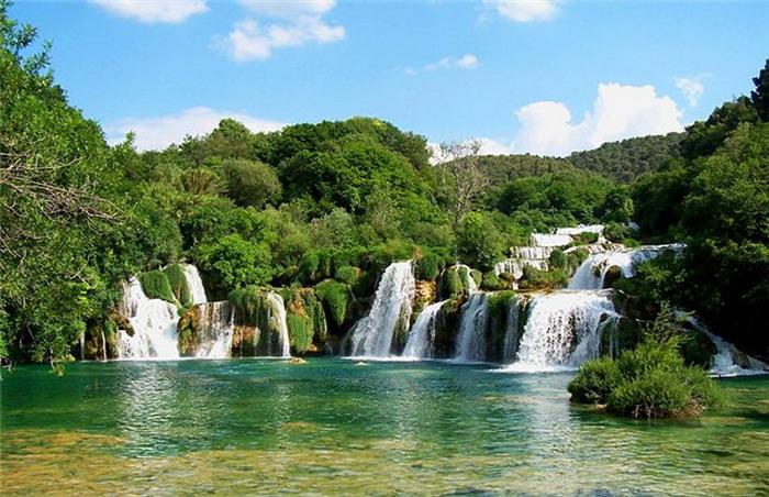 водопад фото 19