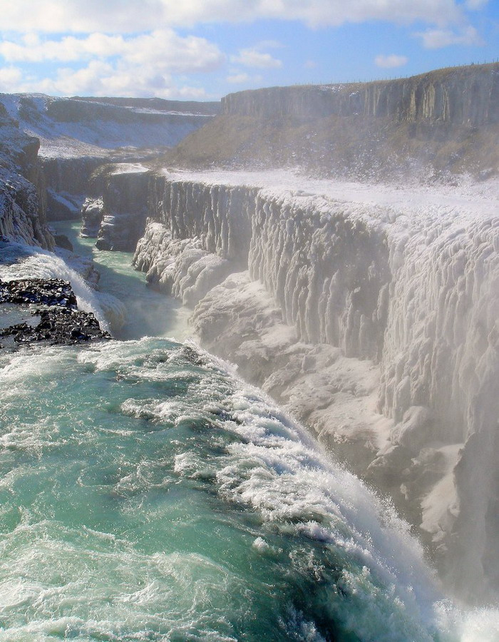 водопад фото 20