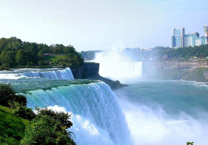 водопад фото 22