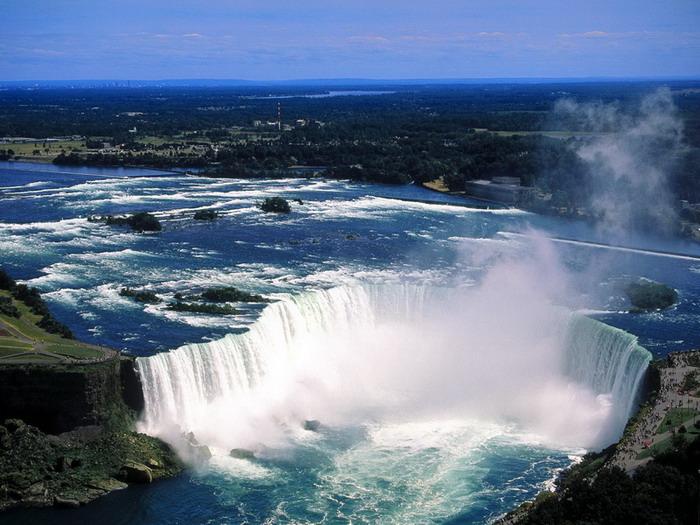 водопад фото 25
