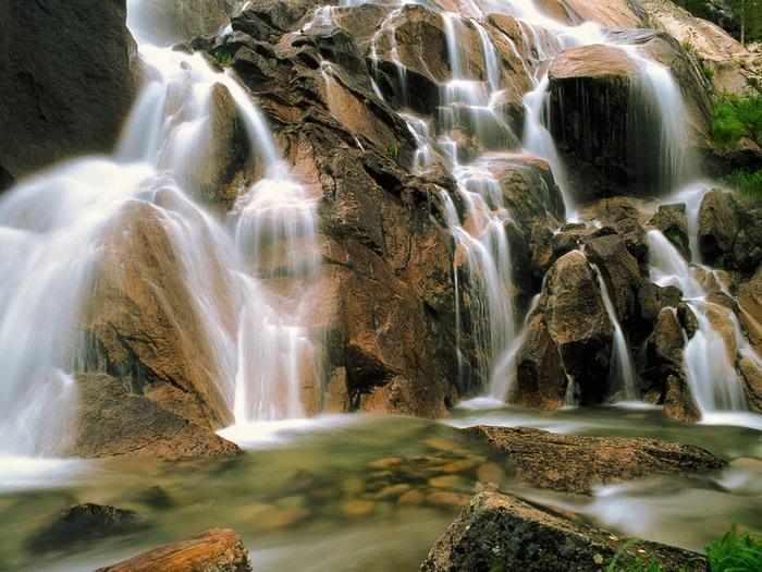 водопад фото 26