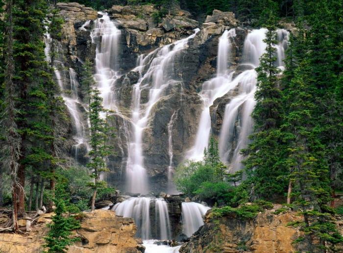 водопад фото 27