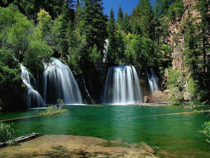 водопад фото 28