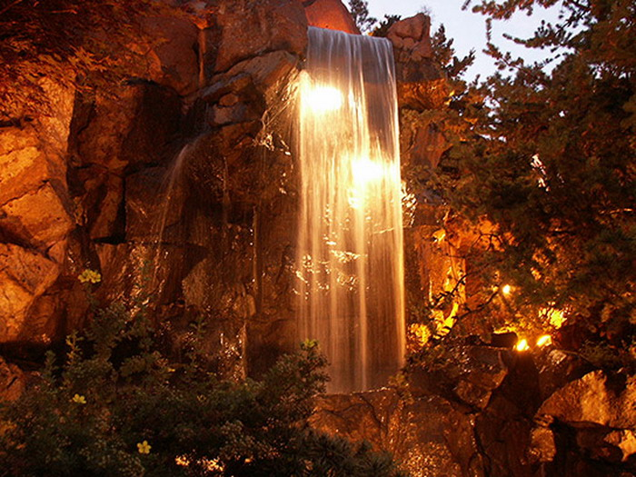 водопад фото 29