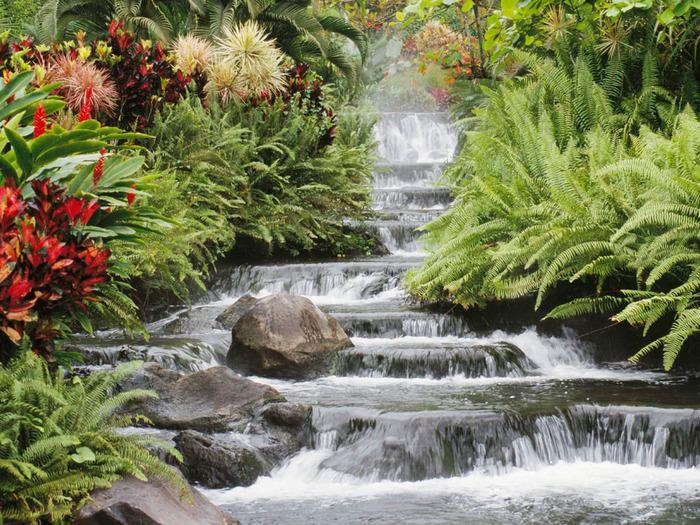водопад фото 30