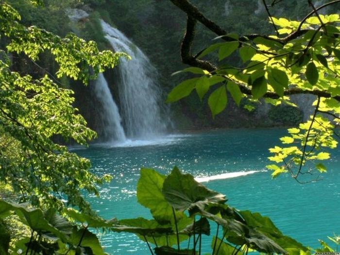 водопад фото 35