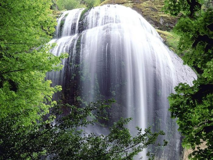 водопад фото 36