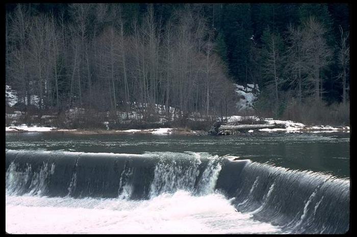водопад фото 37