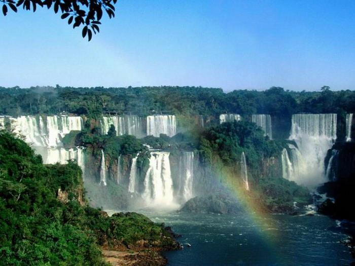 водопад фото 4