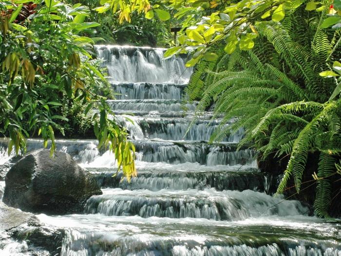 водопад фото 40