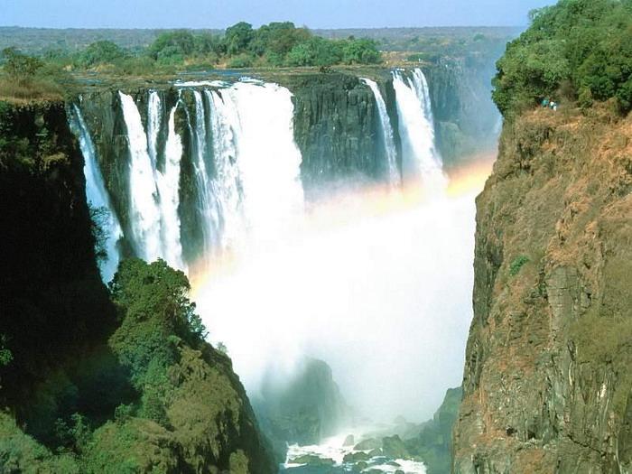 водопад фото 41