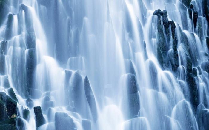 водопад фото 42