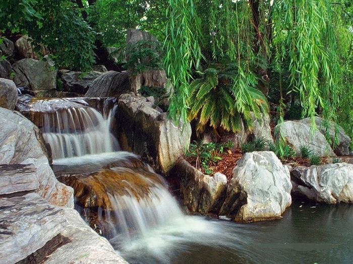 водопад фото 44