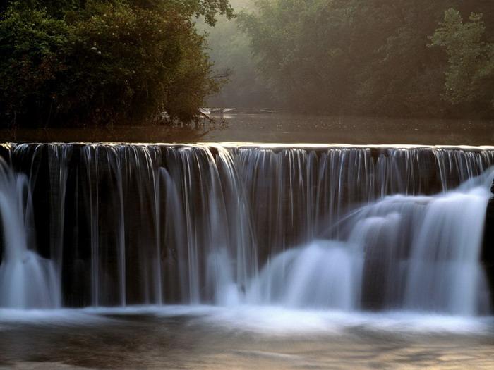 водопад фото 46