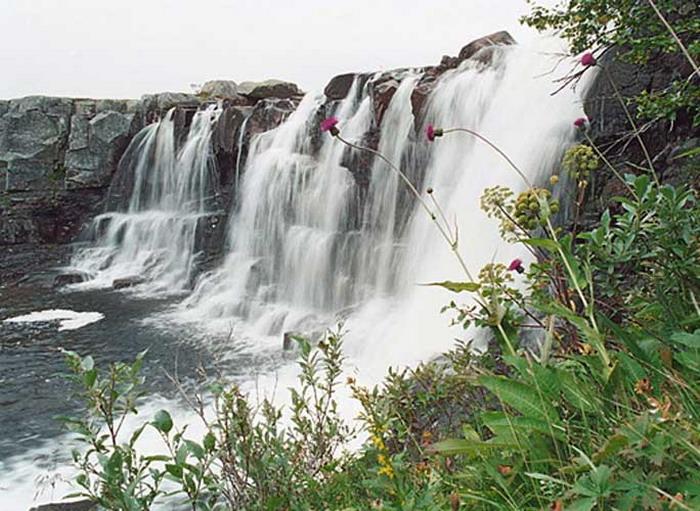 водопад фото 48