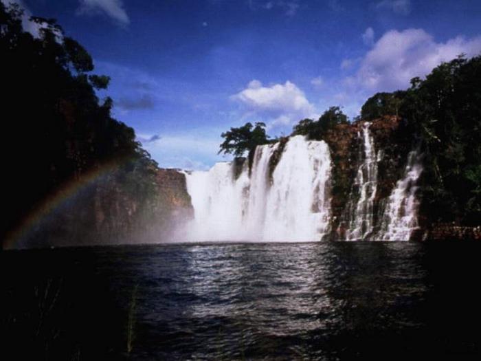 водопад фото 49