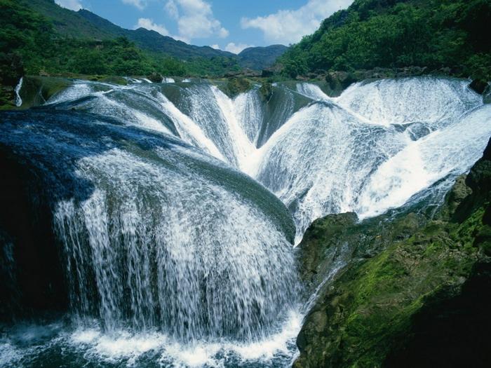 водопад фото 6