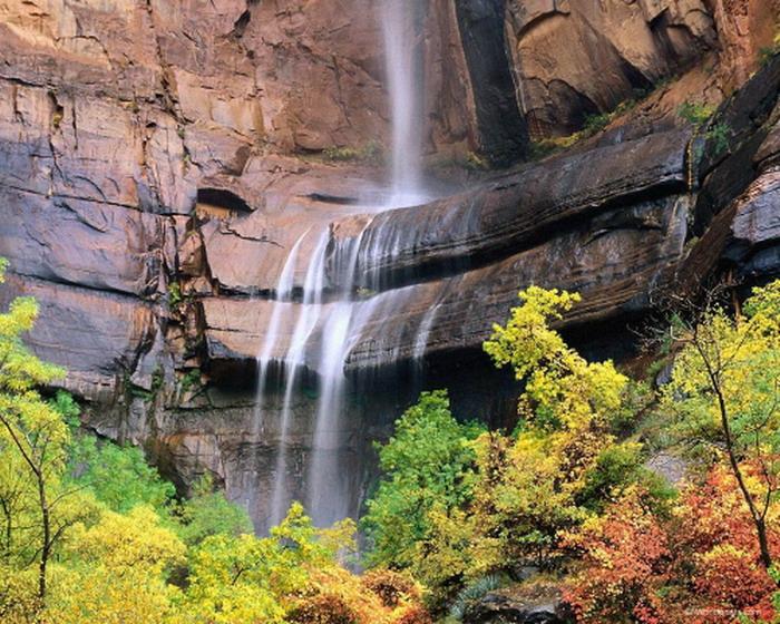 водопад фото 7