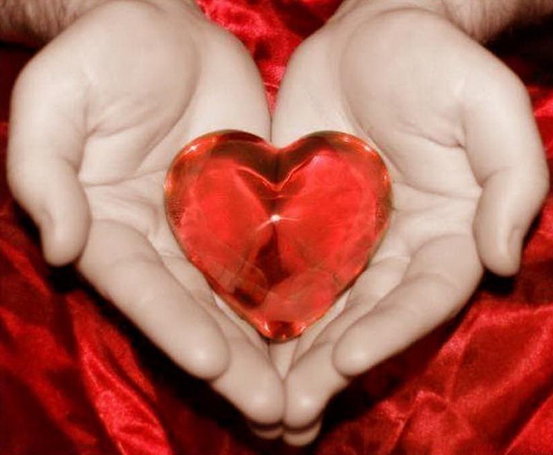 Я ведь своей рукою сердце твое