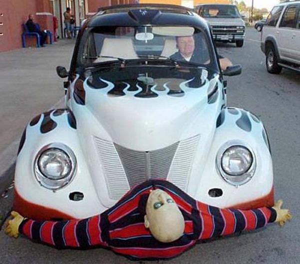 Необычные машины 20 фото машины