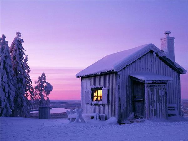 Зимние пейзажи 25 фото природа